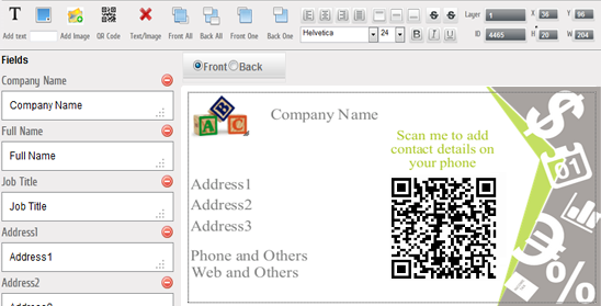 QR Codes - web to print Ireland and Print MIS Software